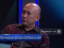Teten Masduki: Pemerintah Akan Kucurkan Rp 190 T Untuk UMKM
