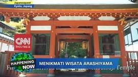 VIDEO: Menikmati Wisata Arashiyama
