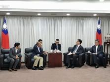 PTBA Jajaki Penjualan & Hilirisasi Batu Bara ke Taiwan