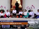 Gaji Stafsus Jokowi Rp 51 Juta hingga Mobil Listrik Tesla