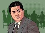 Erick Angkat Bekas Caleg Gerindra Jadi Komisaris PT PAL