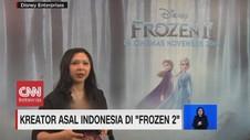VIDEO: Kreator Asal Indonesia di Frozen 2