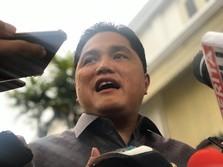 Erick Thohir: Saya Tidak Anti Merek Asing di Sarinah!