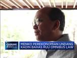 Omnibus Law Lapangan Kerja Menjadi Fokus Jokowi