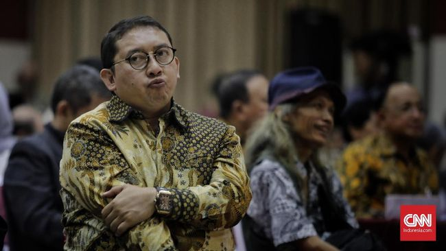 Fadli Zon Soal Presiden Tiga Periode: Kacau Nanti Negara