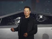 Awas Bubble! Saham Tesla Sudah Kemahalan