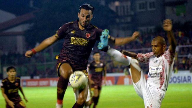Klasemen Liga 1 Usai PSM Kalahkan Bali United