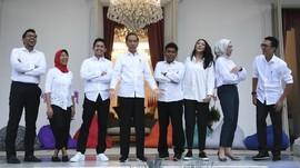 Surya Paloh Ibaratkan Stafsus Milenial Jokowi Sebagai Magang
