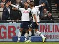 Mourinho Debut, Tottenham Kalahkan West Ham 3-2