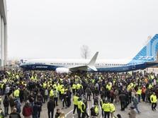 Sempat Diragukan, Ini Penampakan Seri Baru Boeing 737 MAX 10