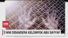 VIDEO: 3 WNI Disandera,Jokowi Diminta Bayar Tebusan