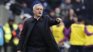 Mourinho: Tim-tim di Liga Champions Takut Lawan Tottenham