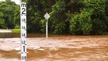 BNPB Sebut 457 KK dan 300 Rumah Terdampak Banjir Belitung