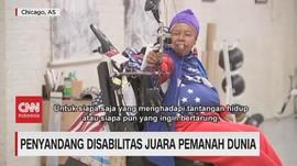 VIDEO: Penyandang Disabilitas Juara Pemanah Dunia