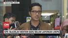VIDEO - KPK: Sejumlah Menteri Baru Belum Laporkan LHKPN