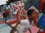 Ada Kampung Warna-Warni di Tangerang, Ini Penampakannya