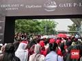 Fan Keluhkan Sistem Antrean Konser EXO di Jakarta