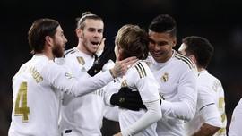 Real Madrid Tak Punya Taring Lawan Valencia