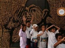 Keren! Intip Pameran Kenali Sejarah di Terowongan Dukuh Atas