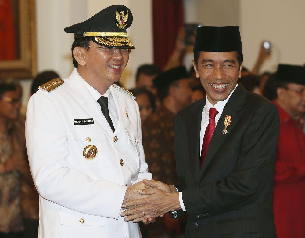 Menteri BUMN Erick Thohir mengungkapkan Presiden Joko Widodo telah memlih Basuki Tjahaja Purnama alias Ahok sebagai Komisaris Utama Pertamina.