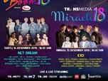 NCT Dream & Artis RI Ini Tampil di HUT Transmedia Hari Ini