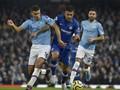 Hasil Liga Inggris: Man City Kalahkan Chelsea 2-1