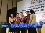 Uni-Charm Tetapkan Harga Penawaran Saham IPO Rp 1.500/unit