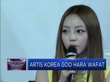 K-POP Berduka, Goo Hara Meninggal Dunia di Usia 28 Tahun