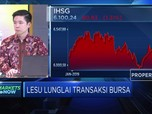 Transaksi Saham Small Cap Berkurang, Transaksi Bursa Anjlok