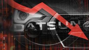 Datsun Menyerah di Indonesia