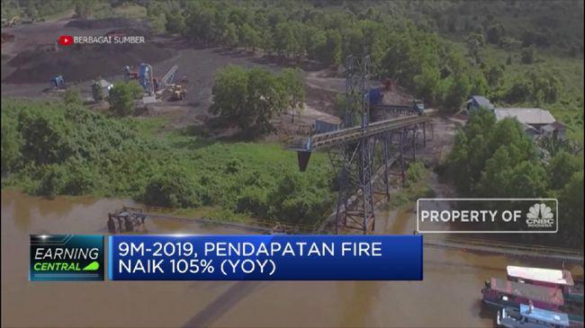 FIRE Pendapatan Melonjak, FIRE Berhasil Cetak Laba di 9M-2019