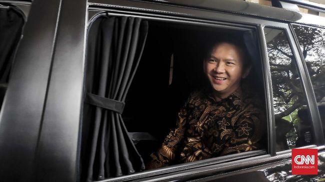 Terima SK Komut Pertamina, Ahok Temui Tanri Abeng