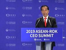 Jokowi Dorong ASEAN Bebas Visa ke Korea
