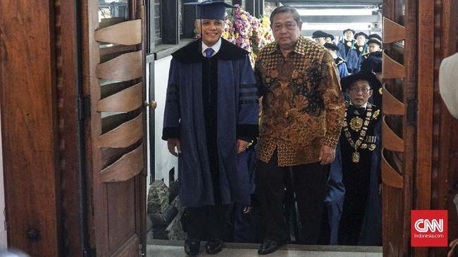 Hatta Rajasa Cerita Peran SBY Hadapi Krisis Global 2008