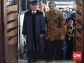 SBY Hadiri Sidang Gelar Honoris Causa ITB untuk Hatta Rajasa