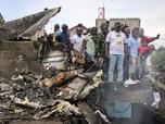 Pesawat Jatuh di Kongo, 29 Orang Tewas