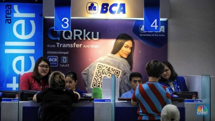 BCA Sudah Caplok 2 Bank dalam Setahun