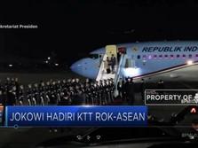 Kejar Investasi, Jokowi Ketemu CEO Korsel