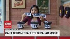 VIDEO: Cara Berinvestasi ETF di Pasar Modal