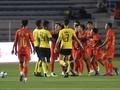 SEA Games 2019: Tak Ada Papan Skor di Malaysia vs Myanmar