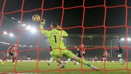 FOTO: Rekap Hasil Liga Inggris Pekan Ke-13