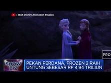 Pekan Perdana Tayang, Frozen 2 Raup Pendapatan Rp 4,94 T