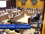 Raker Komisi V - Kemenhub Bahas Hasil Investigasi Lion Air