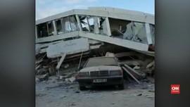 VIDEO: Gempa Albania, Delapan Tewas dan 140 Luka-luka