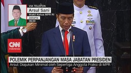 VIDEO: Pro-Kontra Wacana Jabatan Presiden 3 Periode