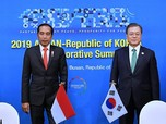 Pesan Damai Jokowi untuk Korsel & Korut