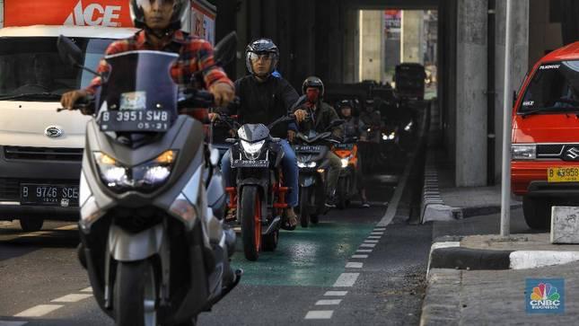 Benarkah Kejayaan Sepeda Motor di RI Segera Berakhir?