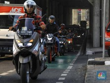 Yakin Gak sih Sepeda Motor Bakal Dilupakan di RI?