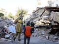 Panik Saat Gempa Albania, Pria Tewas Usai Lompat dari Gedung