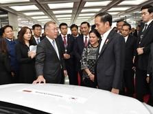 Di Depan Jokowi, Hyundai Siap Bangun Pabrik Mobil Rp 21 T